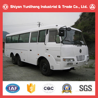 Dongfeng 6x6 6 Wheel Drive Off Road 33 Seater Coach Bus Price