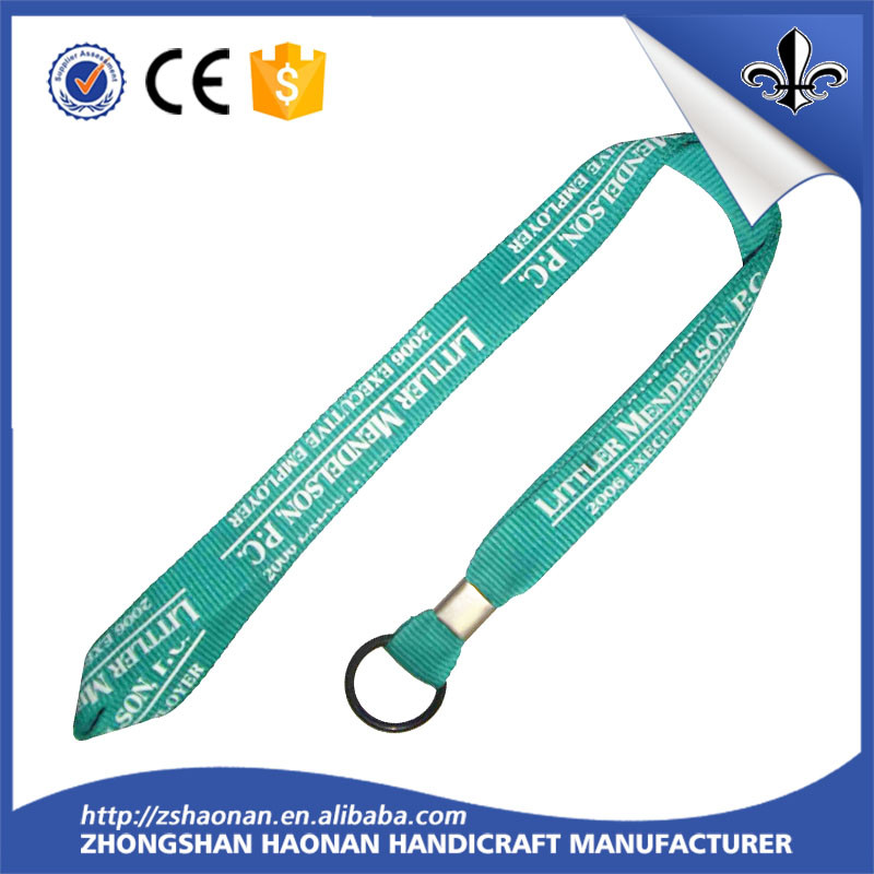 2017 Newest custom lanyard with security buckle