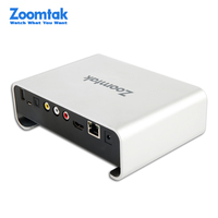 Metal Housing Zoomtak Google Android 5.1 S905 Scart Android Tv Box