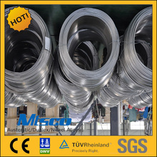 ASTM A213 5mm TP316L Stainless Steel Welded Super Long Coiled Tube