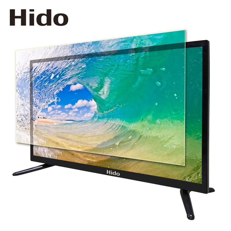 Double glass 32 inch televisores led hd smart tv with wifi
