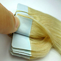 Wholesale top quality virgin remy russian hair double sided russian tape hair extension