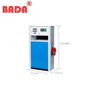 Widely used custom design fuel dispenser price from manufacturer