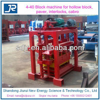 construction used concrete block making machine for sale