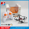 4ch 6-axis gyro rc quadcopter drone mini rc drone with LED lights HC312051