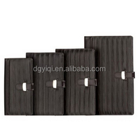 LN267 notebook leather folio