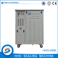 High effiency plastic food containers sealing machine