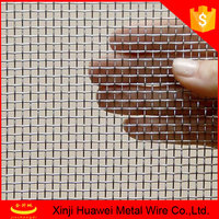 galvanized steel wire mesh roll fencing 3mm