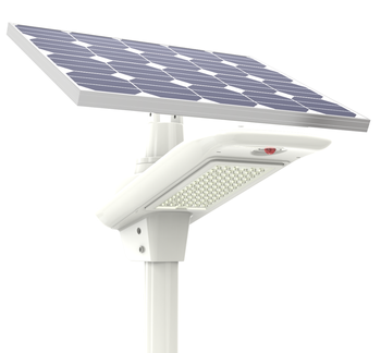 Smart Solar Street Lights  Highest Quality Remote Monitoring and Control Smart Off-Grid Lighting 40W