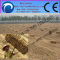 high efficiency and professional Square straw bale press machine