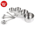 Stainless Steel Measuring cup and spoon set,Measuring Cup
