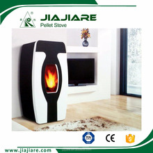 new design small portable wood pellet stove