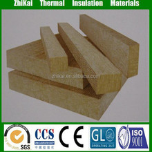 Insulation rock wool board for thermal isolator