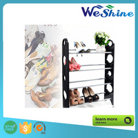 Alibaba express Manufacture cheapest plastic Shoe Rack Organizer Storage Bench