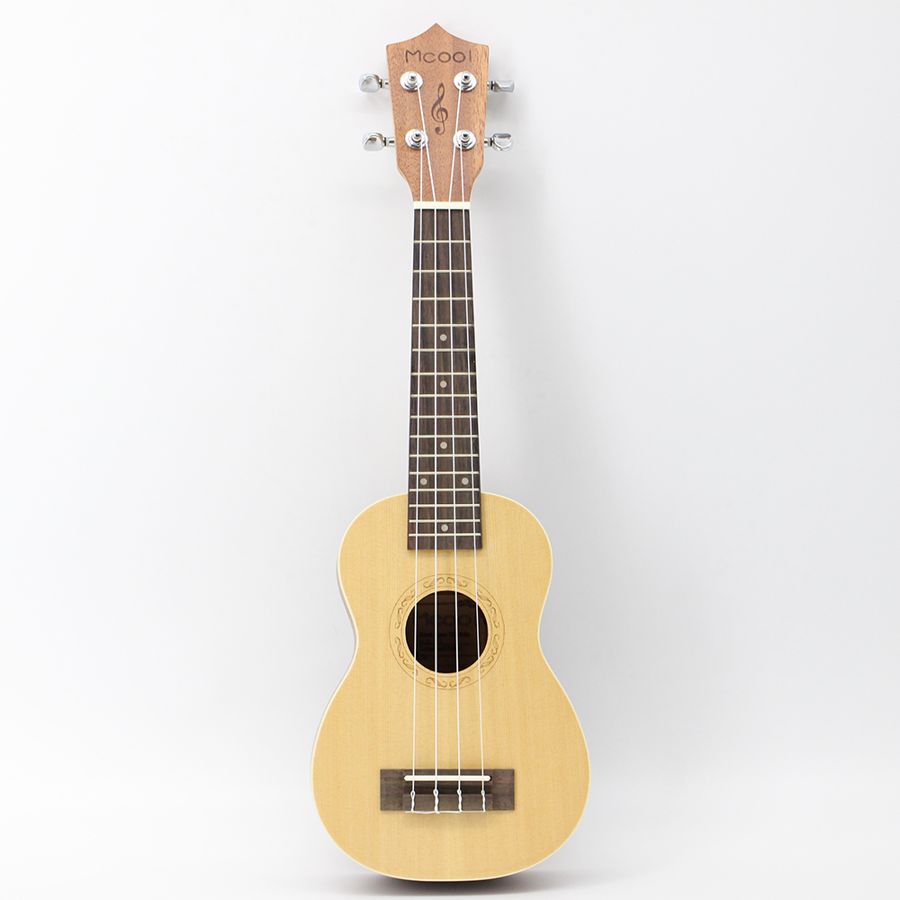 Cheap pattern acoustic mini guitar ukelele 23 inch china ukulele