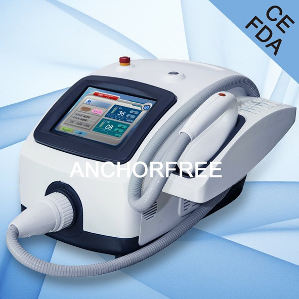 RF+Ipl Beauty Skin Care and Rejuvenation Patents CE Approved