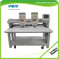 Hot sale China manufactured multi heads embroidery machine