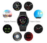 Luxury Smart Watch KW88 with Phone Call 3G WIFI GPS Android Smart watch