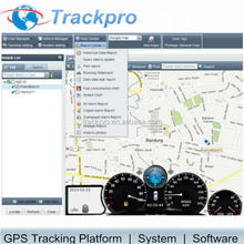 taxi/car/vehicle/boat/truck precise fuel sensor remote temperature monitoring gps tracker tk110 platform software