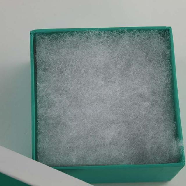 Small Rectangular Hard Paper Biodegradable Jewelry Box