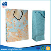 2015 factory directly custom high end luxury paper shopping bag