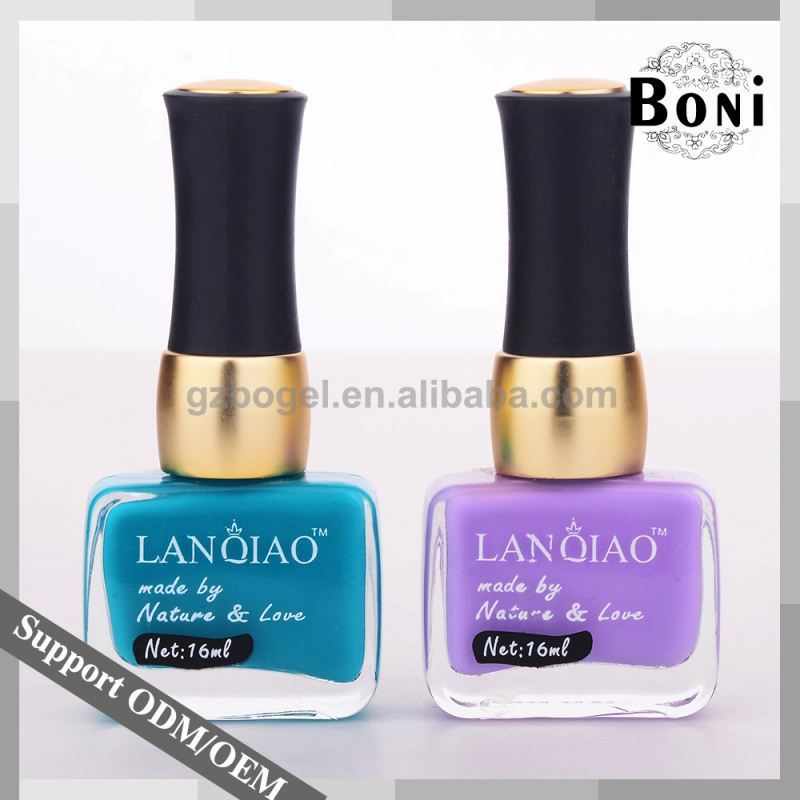 Oem/Odm Little Smell Double Sided Nail Polish