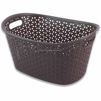 Factory wholesale high quality beautiful handmade basket
