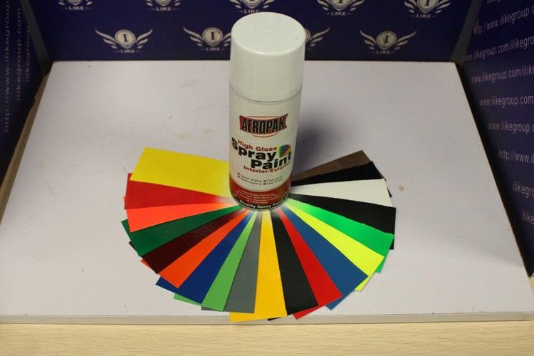 Aeropak fast dry spray paint msds