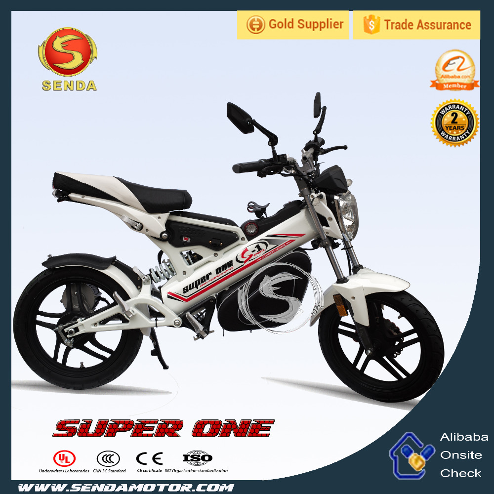 Professional Electric Trials Motorcycle with CE certificate
