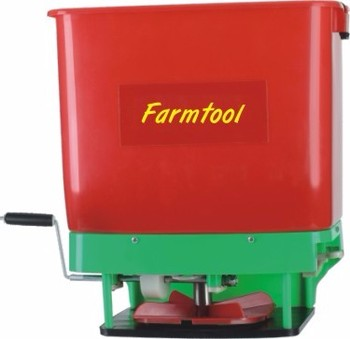 LQT 15KG Manual Fertilizing Machine Hand Fertilizer Applicator Fertilizer Spreader