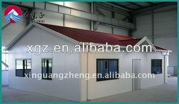 mini-residential prefabricated container house/ hotel house/ for sale