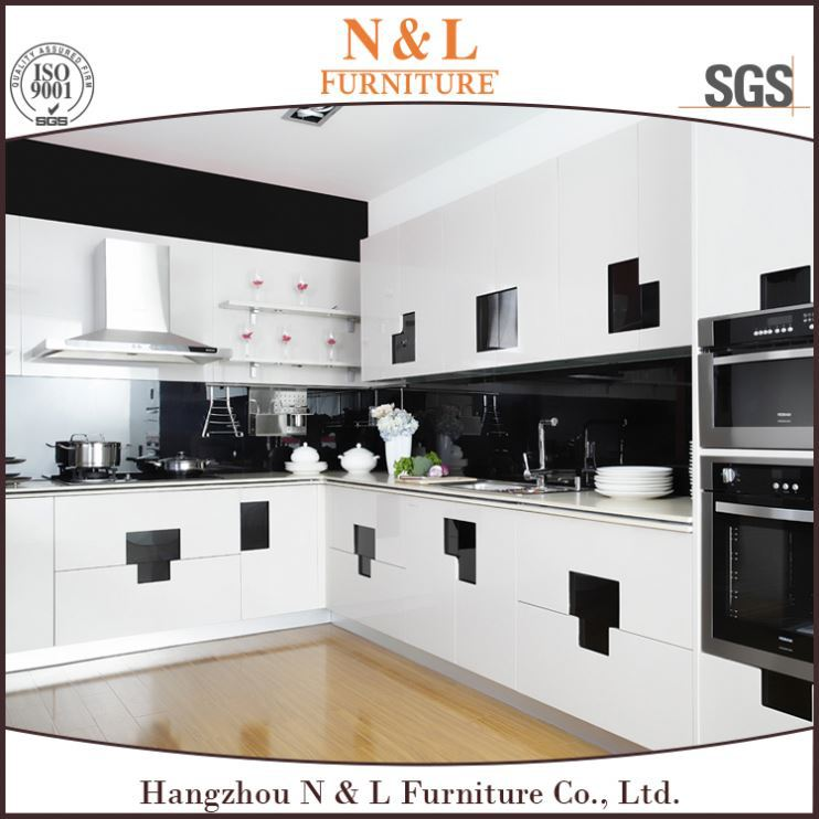 2015 Hot-selling Kitchen Cabinet , mdf / wood simple design modern kitchen cabinets/module kitchen cabinet