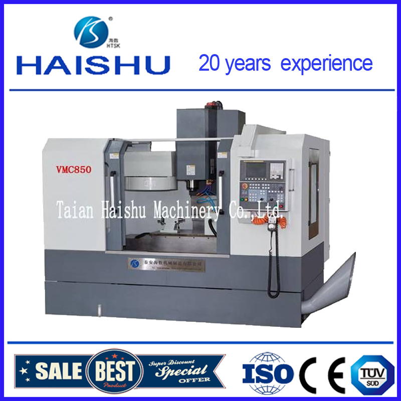 China High Precision Low Price Good Quality china specification of vertical milling machine VM850