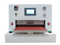 Professional Oca vacuum laminating machine/laminator for Ipad lcd for 16 inch screen with Pump