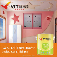 VIT Home interior odorless malay texture wall decorative paint