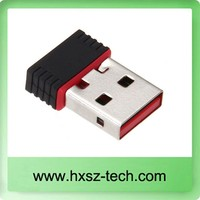 802.11n 150mbps wifi dongle / 1t1r wifi usb adapter