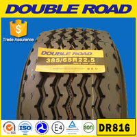 Truck tyre from korea 385/65R22.5 truck tire steel/radial tire/tyre with DOT,GCC etc used for VOLVO,FOTON etc