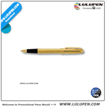 Prelude 22K Gold Plated Fountain Pen (Q16191)