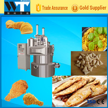 Kfc chicken and potato chips frying machine for sale