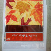 Thanksgiving table cover/sheet/cloth/clothes