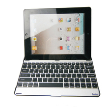 Super slim wireless bluetooth multimedia keyboard for tablet/ ipad/ smart phone/ PC