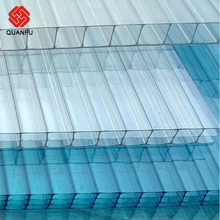 New polycarbonate sheet construction building material/plastic raw materials roofing sheet prices