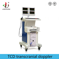 Medical neurology transcranial doppler equipment for physician