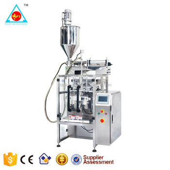 Automatic cooking oil Packaging Machine, oil packing machine