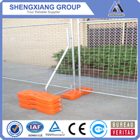 Temporary Fence 2.1m*2.4m with ISO9001 ;SGS;CE Certification in Strong Quality (Lower Factory Price)