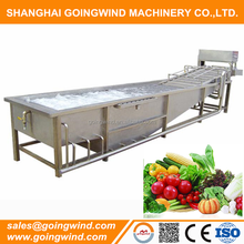 Automatic tomato washing machine Auto date washing equipment good price for sale