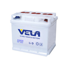 small model DIN35 car battery