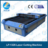 china produce CO2 laser cutting Machine with high precision
