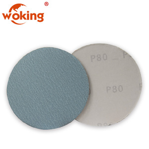 High Quality Factory Price Paper Sanding Disc With Adhesive Type Backing Latex Abrasive Paper Waterproof