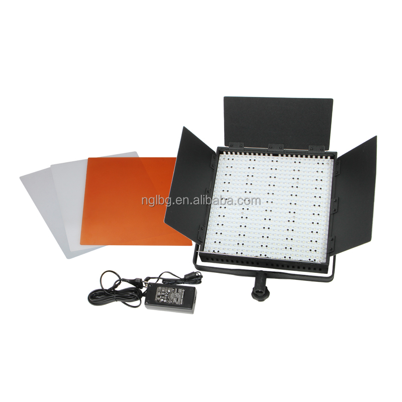 Nanguang CN-600HS LED Studio Lighting Equipment, lighting for photographic and video